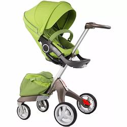Прогулочная коляска DSLAND V4 GREEN