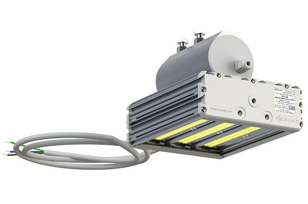 Светодиодный светильник УСС 40 МАГИСТРАЛЬ Ш1-2 2Ex