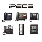 IP телефоны для IP АТС iPECS