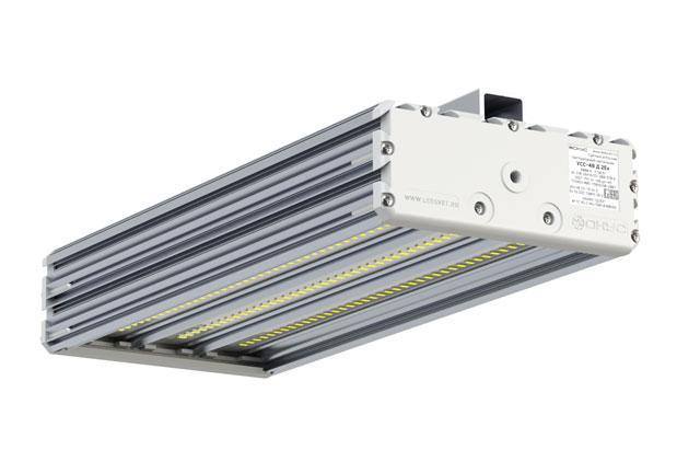 Светодиодный светильник УСС 48 НВ 2Ex