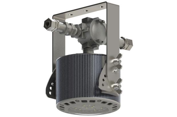 Светодиодный светильник ПСС 30 1Ex ПКК