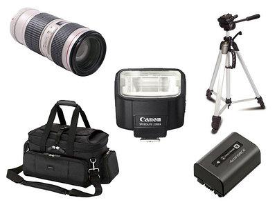Аксессуары для фото/видеокамер