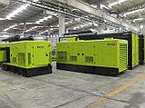 Дизельный генератор GENPOWER GNT 200 ( в кожухе), фото 3
