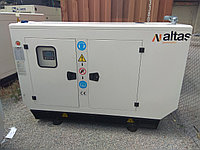 Дизельный генератор Altas Generator AJ-R 150 (в кожухе)