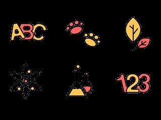 Предметные кабинеты: Физика, Химия, Биология, Робототехника, ЛМК, Информатика, Математика, География