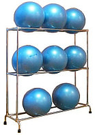 Стеллаж для хранения мячей гимнастических