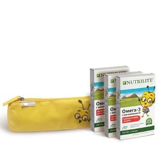 Набор ОМЕГА-3  NUTRILITE™ для детей