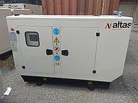 Дизельный генератор Altas Generator AJ-R 250 (в кожухе), фото 1