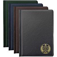 Альбом для монет OfficeSpace 125*175 на 96 монет, 6 листов, ПВХ 215470