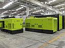 Дизельный генератор GENPOWER GNT 300 (в кожухе), фото 3