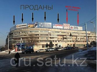 Ул. Фурманова – уг.Сатпаева