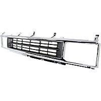 Решетка радиатора Terrano D21 1990-1995