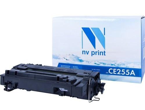 Картридж NVP совместимый HP CE255A