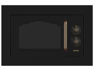 Встраиваемая микроволновая печь Gorenje BM235CLB Black