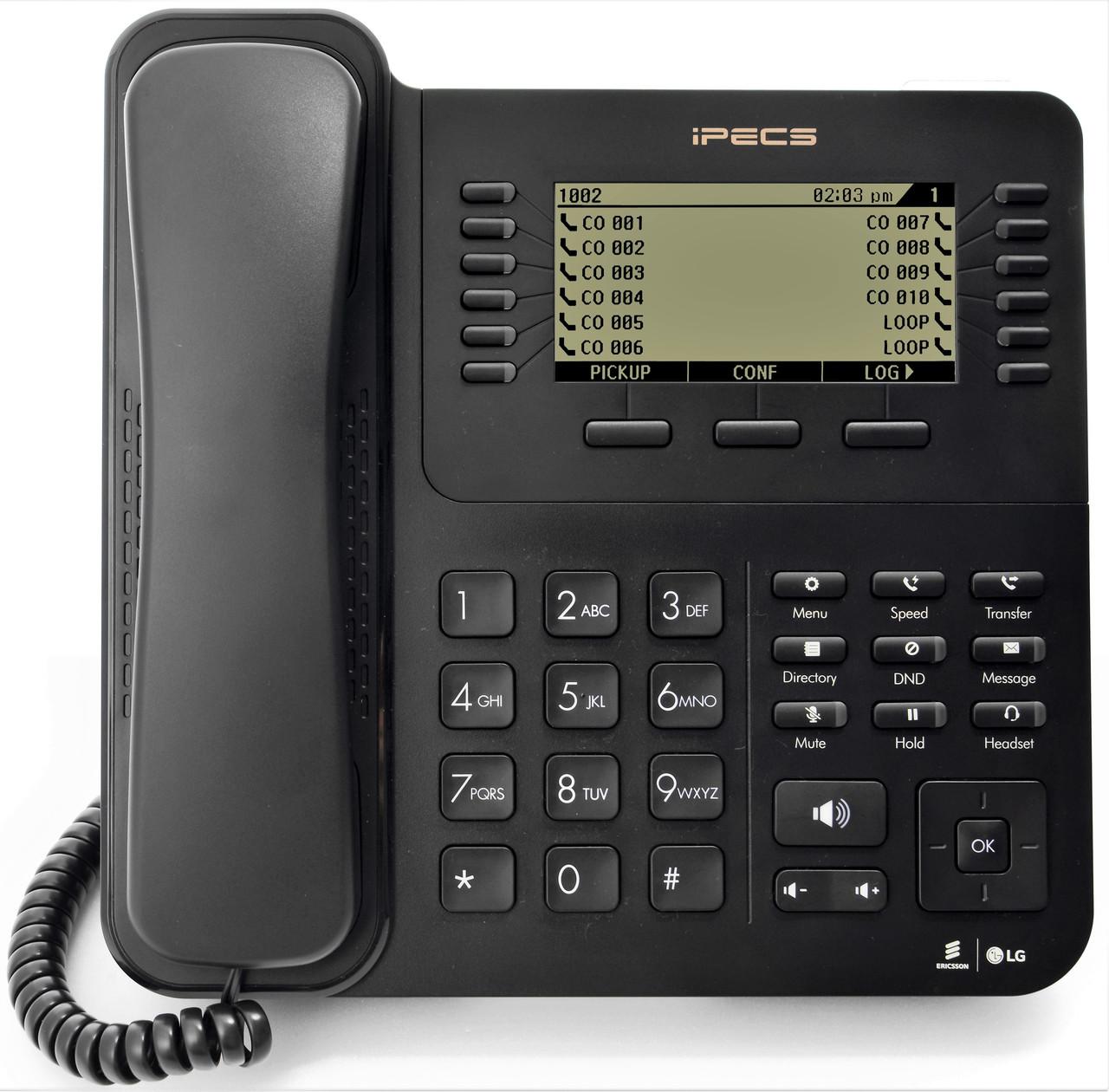 IP телефон LIP-9040
