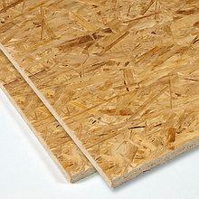 OSB плиты, толщина 9 мм, размер 2440*1220 (Калевала)