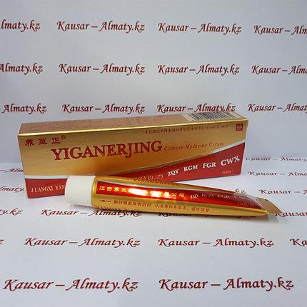 Крем от псориаза,витилиго,дерматита,грибковых заболеваний Yiganerjing, фото 2