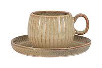 """Чашка с блюдцем """"Comet"""" 0,18л (песочный) в инд.упаковке.Julia Vysotskaya (Юлия Высоцкая)"""