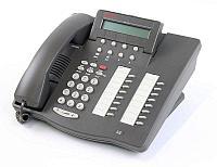 AVAYA TELSET 6416D+,Цифровой системный телефон, Б.У.