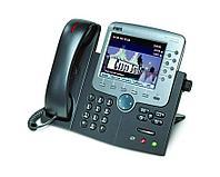IP-телефон Cisco CP-7970 Unified IP Phone, IP телефон, б.у.