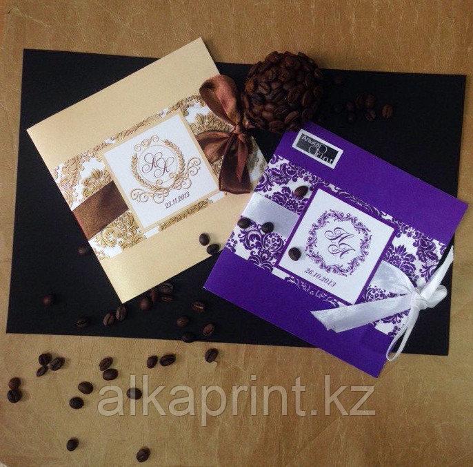 Изготовление открыток и пригласительных - фото 3