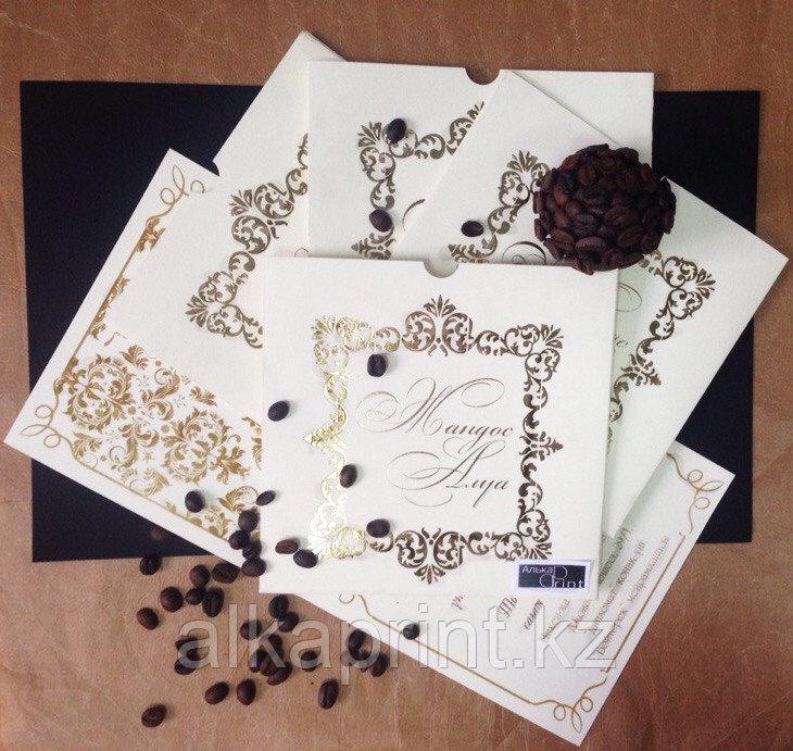 Изготовление открыток и пригласительных - фото 1