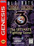 "Игра для Sega ""ULTIMATE MORTAL KOMBAT 3"", фото 2"