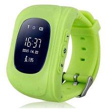 Умные часы для детей с GPS-трекером Smart Baby Watch Q50 (Белый), фото 2