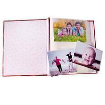 Набор из двух фотоальбомов в твёрдом боксе MICKEY MOUSE [320 фото 10х15] (Красный), фото 2