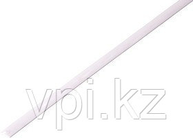 Термоусадочная трубка 30/15мм 1м REXANT Белый