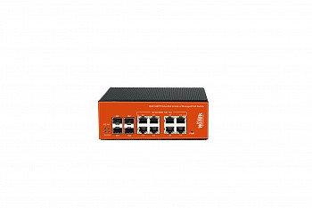 Коммутатор Wi-Tek WI-PMS312GF-I, фото 2
