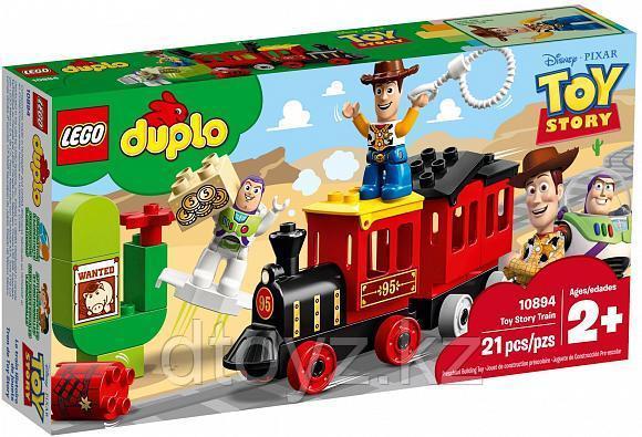Lego Duplo 10894 Поезд «История игрушек», Лего Дупло