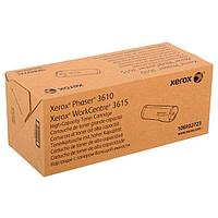 Картридж Xerox Phaser 3610 WorkCentre 3615, 106R02723 ORIGINAL