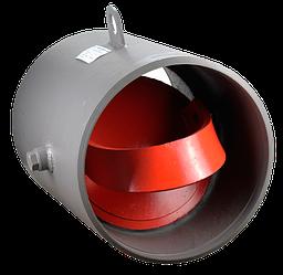Затвор (клапан) обратный поворотный с концами под приварку 19с47нж (ИА44078)