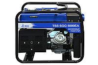 БЕНЗОГЕНЕРАТОР TSS SGG 5000 EA, фото 1