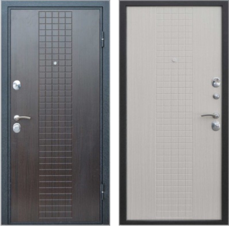 Входная металлическая дверь Клетка