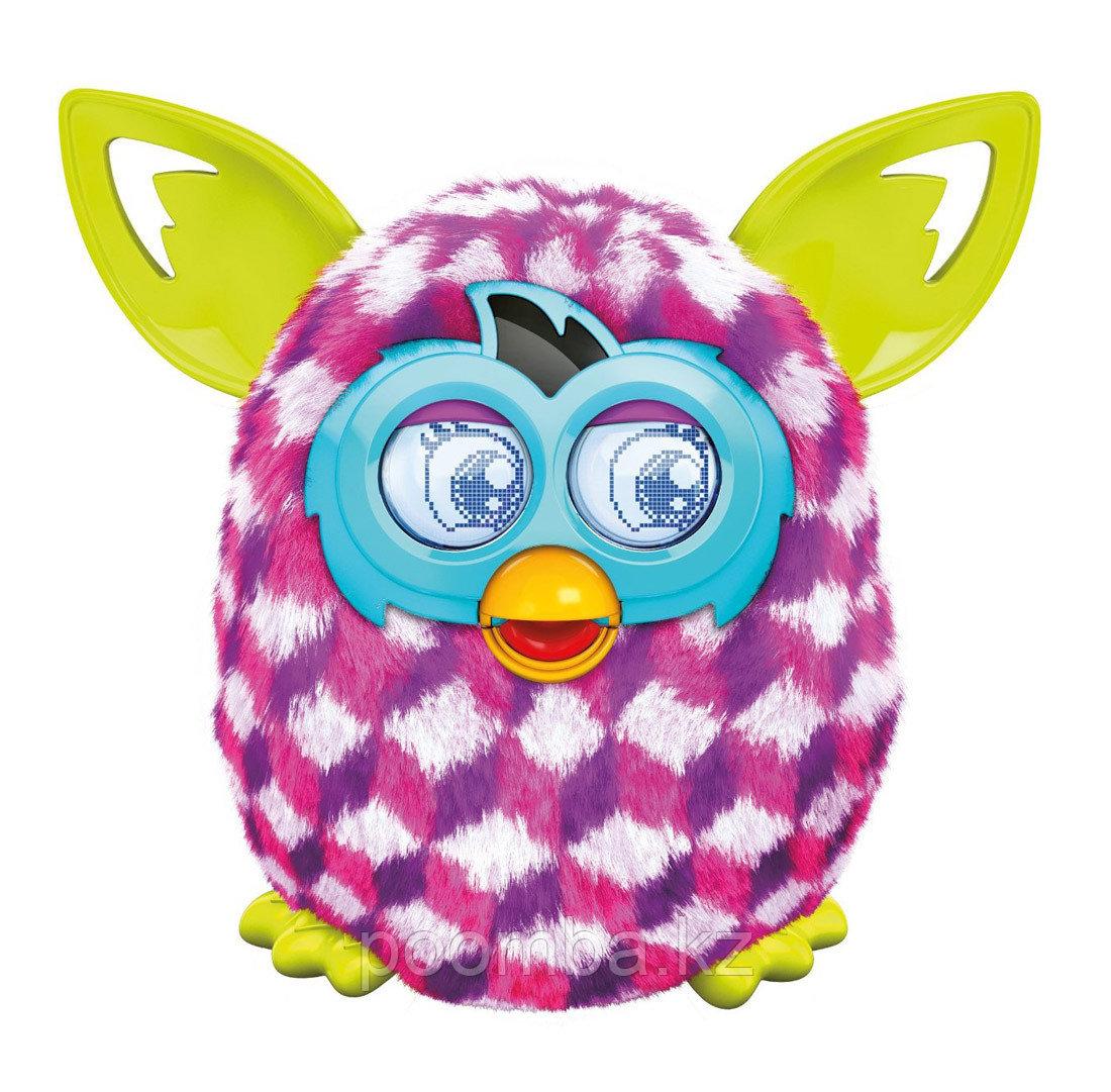 """Интерактивная игрушка Фёрби Бум """"Теплая волна"""" - Ромбики"""