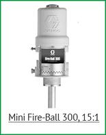 Fire-Ball 300, 15:1
