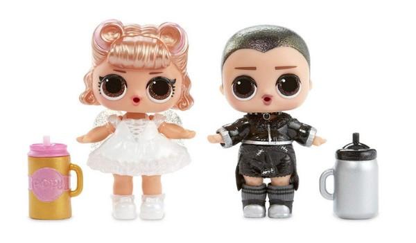 L.O.L. Surprise Жених и невеста Supreme Bffs Limited Edition