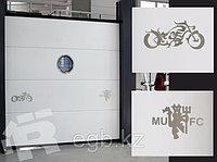 Ворота с оригинальным дизайном, Алматы