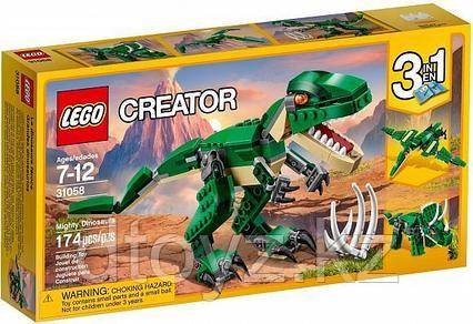 Lego Creator 31058 Грозный динозавр Лего Креатор