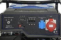БЕНЗОГЕНЕРАТОР TSS SGG 6000 E3, фото 1
