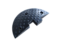 Лежачий полицейский ИДН 350 боковой сегмент