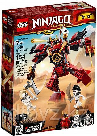 Lego Ninjago 70665 Робот-самурай, Лего Ниндзяго