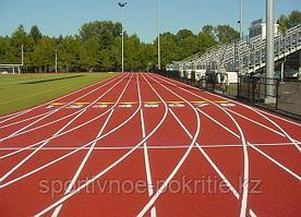 Нанесение спортивной разметки для любых спортивных площадок