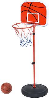 Баскетбольная стойка детская с мячом