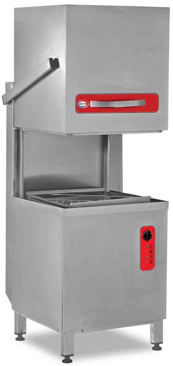 Машина купольная посудомоечная EMPERO Eletto 1000-02