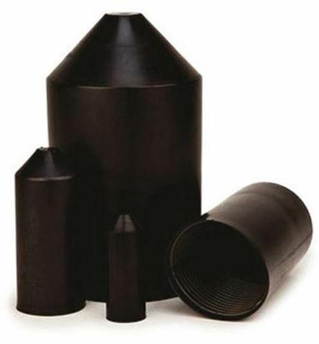 Заглушка 3M для тяжелых условий эксплуатации, черная, для кабелей SKE 158/61,5