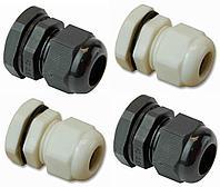 Резьбовые нейлоновые кабельные вводы PCE PG 13,5