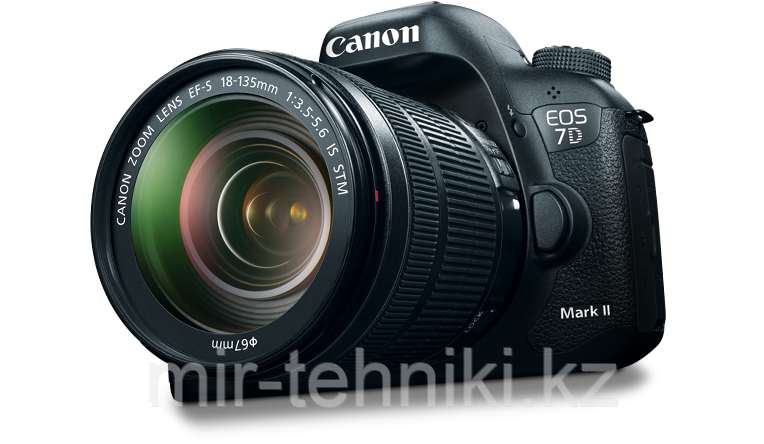 Фотоаппарат Canon EOS 7D MARK II kit 18-135 mm NANO USM WI-FI +GPS гарантия 1 год
